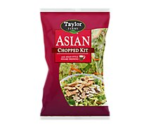 Taylor Farms Chopped Salad Kit Asian - Each