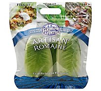 Artisan Romaine Prepacked - 2 Count