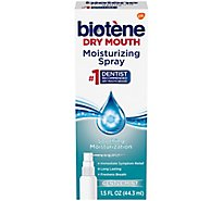 Biotene Mouth Spray Moisturizing Gentle Mint - 1.5 Fl. Oz.