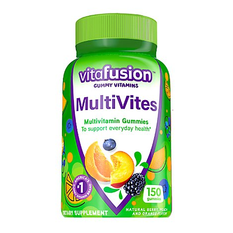 VitaFusion Multi Vites - 150 Count