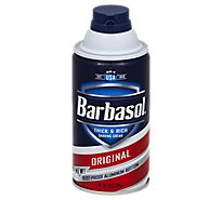 Barbasol Shaving Cream Original - 10 Oz