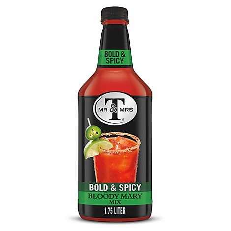 Mr & Mrs T Mix Bloody Mary Bold & Spicy - 59.2 Fl. Oz.