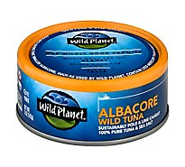 Wild Planet Tuna Albacore Wild - 5 Oz