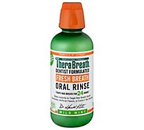 TheraBreath Oral Rinse - 16 Fl. Oz.