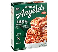 Michael Angelos Meat Lasagna - 32 Oz