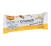 Power Crunch Protein Energy Bar Original Peanut Butter Creme - 1.4 Oz