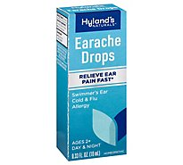 Hylands Homeopathic Earache Drops All Ages - .33 Fl. Oz.