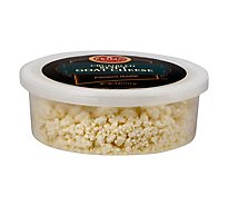 Primo Taglio Cheese Goats Milk Crumbled Soft & Tangy - 4 Oz