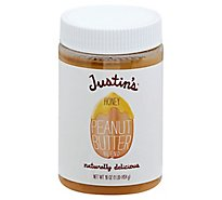 Justins Peanut Butter Honey Blend - 16 Oz
