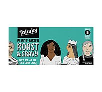 Tofurky Roast And Gravy Combo Box Prepacked - 2.5 Lb