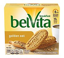 belVita Breakfast Biscuits Golden Oat - 5-1.76 Oz