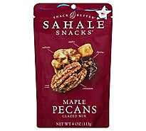 Sahale Snacks Snack Better Pecans Glazed Mix Maple - 4 Oz