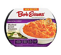 Bob Evans Mashed Sweet Potatoes - 22 Oz