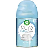 Air Wick Freshmatic Ultra Automatic Spray Refill Snuggle Fresh Linen - 6.17 Oz