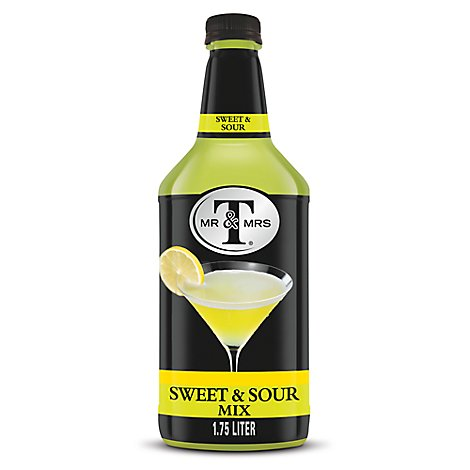Mr & Mrs T Mix Sweet & Sour - 59.2 Fl. Oz.