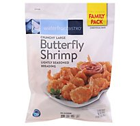 waterfront BISTRO Shrimp Butterfly Breaded - 28 Oz