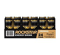 Rockstar Energy Drink - 24-16 Fl. Oz.