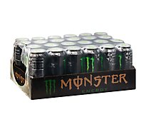 Monster Energy Drink - 24-16 Fl. Oz.