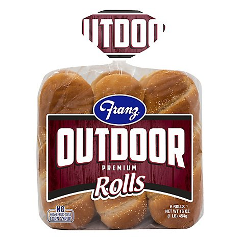 Franz Rolls Outdoor - 16 Oz
