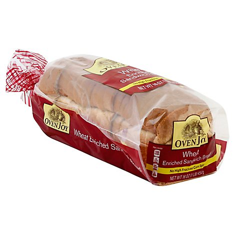 Oven Joy Bread Wheat - 16 Oz