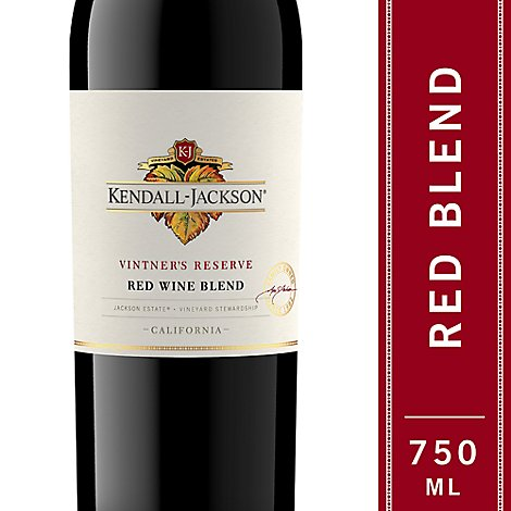 Kendall-Jackson Vintners Reserve Wine Red Blend - 750 Ml