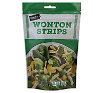 Signature SELECT Wonton Strips - 4 Oz