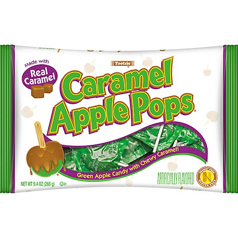 Tootsie Pops Caramel Apple - 9.4 Oz