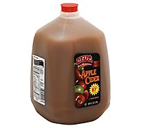 Zeiglers Apple Cider Refrigerated- 128 Fl. Oz.