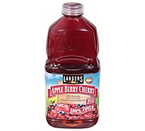 Langers Juice Gold Medal Pure Apple Cranberry Cherry - 64 Fl. Oz.