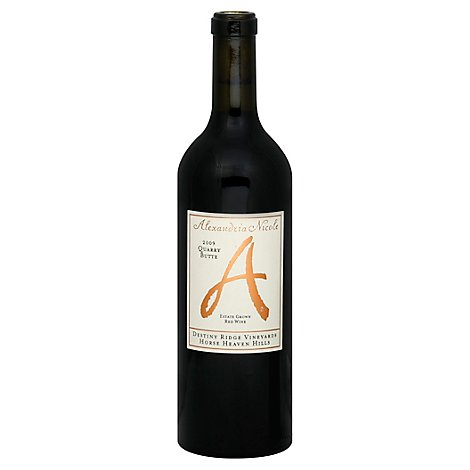 Alexandria Nicole Cellars Estate Quarry Butte Red Blend Wine - 750 Ml