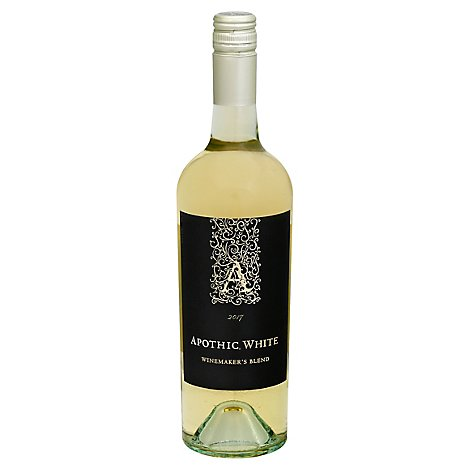 Apothic White Blend White Wine - 750 Ml