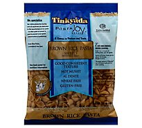 Tinkyada Pasta Joy Ready Brown Rice Pasta Shells Bag - 16 Oz