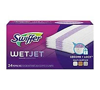 Swiffer WetJet Cleaning Pads Refills Original - 24 Count