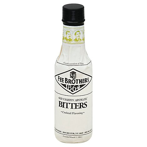 Fee Brothers Bitters Old Fashion Aromatic - 4 Fl. Oz.