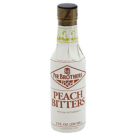 Fee Brothers Bitters West Indian Orange - 4 Fl. Oz.