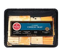 Primo Taglio Variety Party Cheese Tray - 16 Oz.