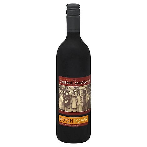 Boomtown Cabernet Sauvignon Wine - 750 Ml