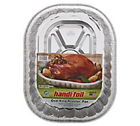 Handi-Foil Pan Roaster Oval King - Each