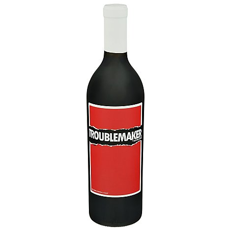 Austin Hope Troublemaker Red Blend Wine - 750 Ml
