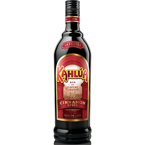 Kahlua Cinnamon Spice 40 Proof - 750 Ml