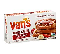 Vans Waffles Power Grains Original 6 Count - 9 Oz