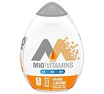 MiO Liquid Water Enhancer Vitamins Orange Tangerine - 1.62 Fl. Oz.
