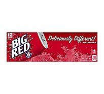 Big Red Soda Cola - 12-12 Fl. Oz.