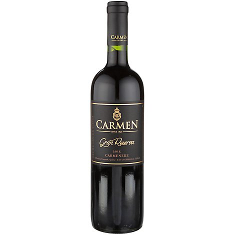 Carmen Carmenere Wine - 750 Ml