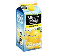Minute Maid Juice Lemonade Carton - 59 Fl. Oz.