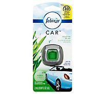 Febreze CAR Air Freshener Vent Clip Meadows & Rain - 0.06 Fl. Oz.
