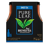 Pure Leaf Iced Tea Sweet - 6-18.5 Fl. Oz.
