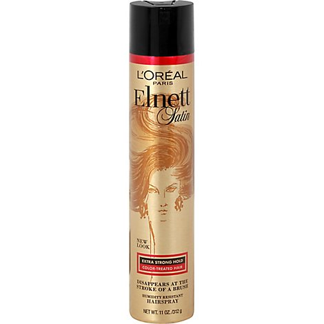 LOreal Paris Elnett Latin Hairspray Extra Strong Hold - 11 Oz