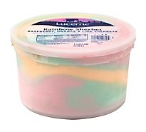 Lucerne Ice Cream Sherbet Rainbow - 1 Gallon