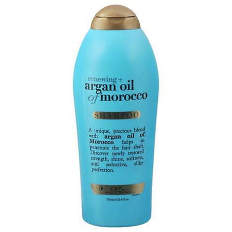 OGX Shampoo Renewing Moroccan Argan Oil - 25.4 Fl. Oz.